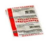 Папаверина гидрохлорид таблетки по 40 мг №10