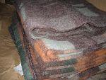 Одеяло полушерстяное 70%