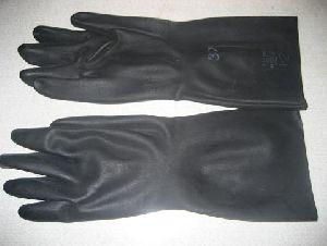 Перчатки резиновые защитные БЛ-1