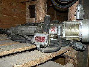 Костылезабивщик электропневматический ЭПК-3