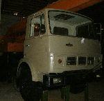 Крановая установка КС 3577-3, шасси: МАЗ 5337