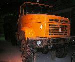 КрАЗ 6437 лесовоз
